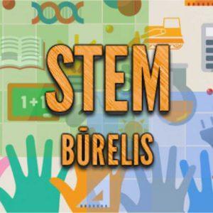 Mokslas, technologijos, inzinerija ir matematika edulando STEM burelyje
